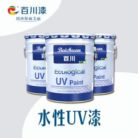 龙富家具实木衣柜UV水性漆涂装效果